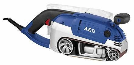 Ленточная шлифовальная машина AEG HBS 1000 E купить в Краснодаре - интернет-магазин 23КИЛОВАТТ.