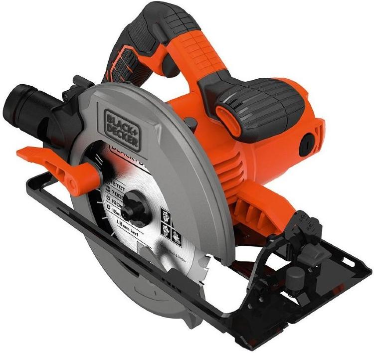 Дисковая пила BLACK & DECKER  CS 1550